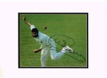 Monty Panesar Autograph Signed Photo - Cricket